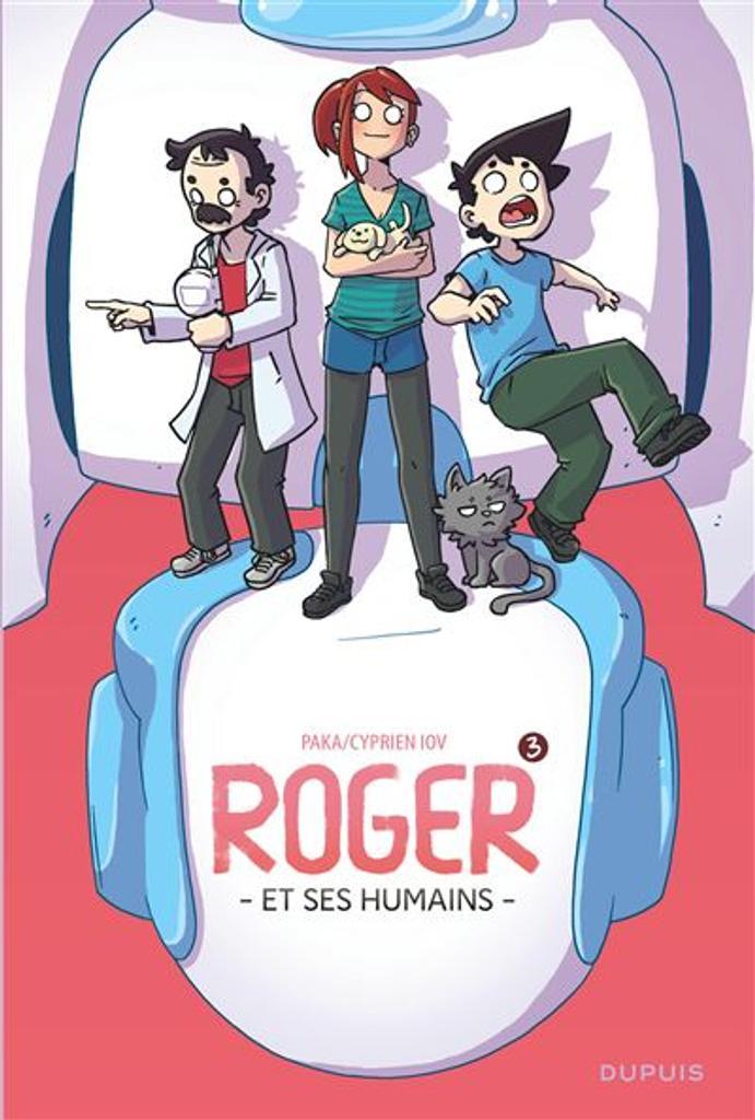 Roger et ses humains t.03 |