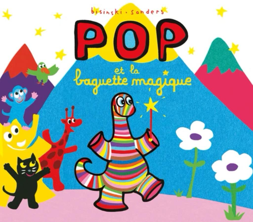 Pop et la baguette magique |