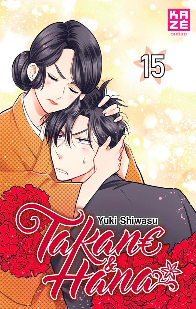 Takane & Hana t.15 |