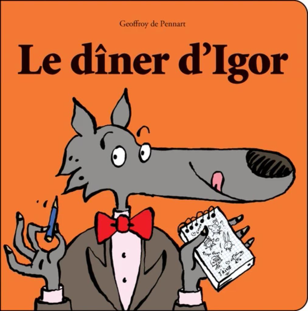 Le dîner d'Igor |