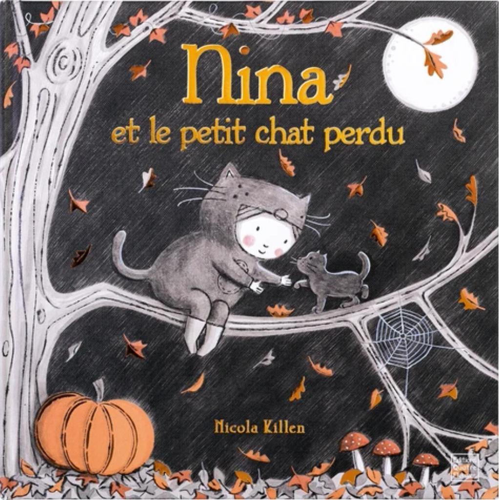 Nina et le petit chat perdu |