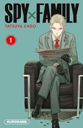 Spy X Family t.01   Endo, Tatsuya. Auteur