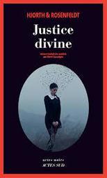Justice divine | Hjorth, Michael. Auteur
