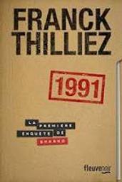 1991   Thilliez, Franck. Auteur