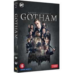 Gotham - Saison 2 - [6 DVD, 22 ép.] | Cannon , Danny  (réalisateur)