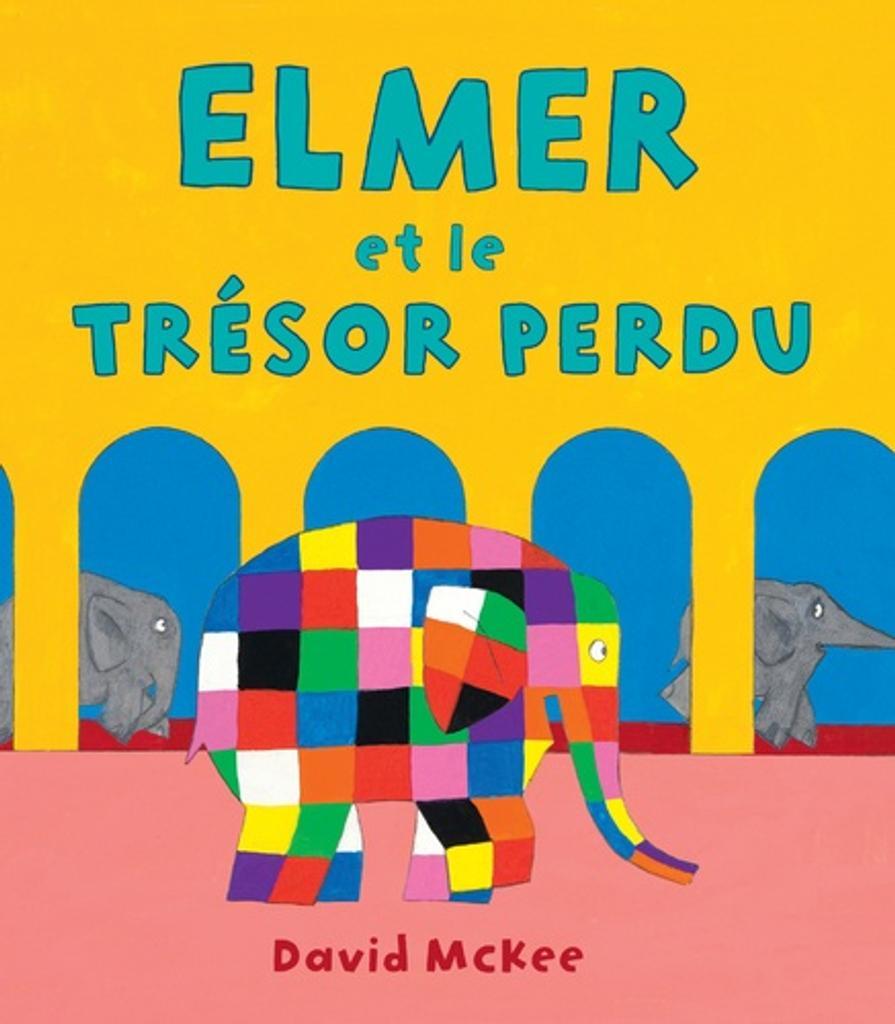 Elmer et le trésor perdu |