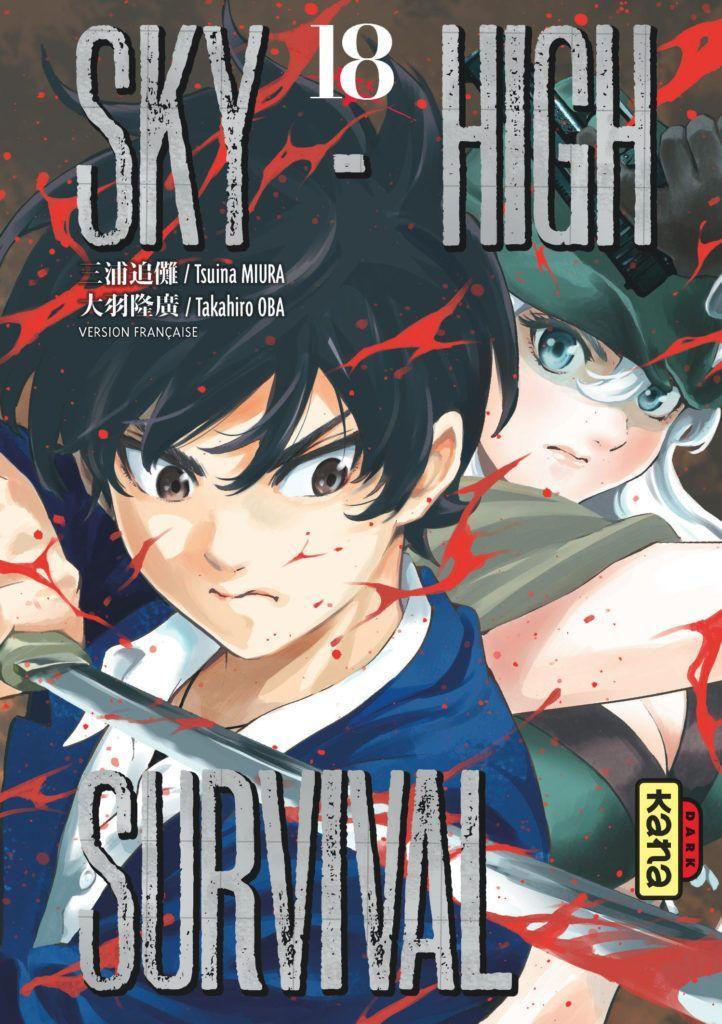 Sky-High Survival t.18  
