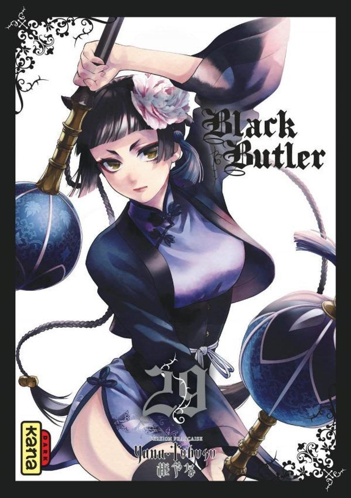 Black Butler t.29  