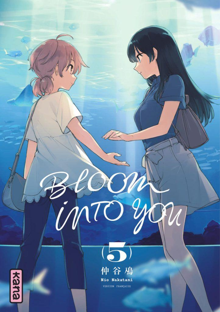 Bloom into you t.05  