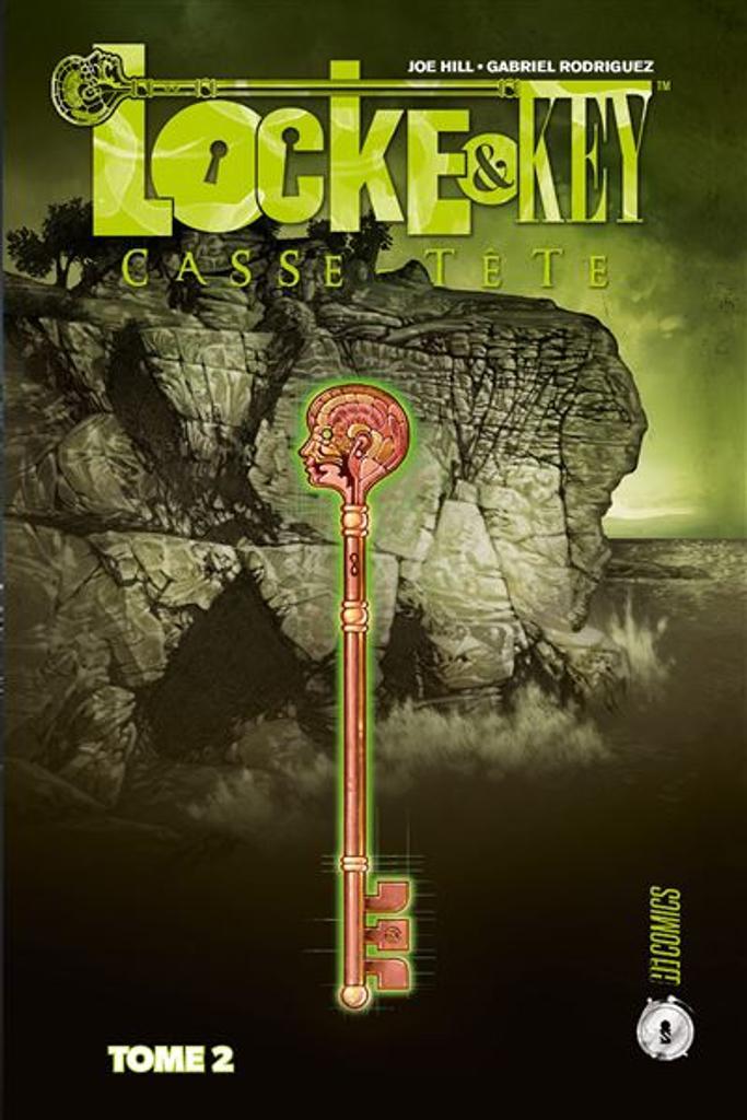 Locke & Key t.02 : Casse-tête  