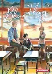 Blue Flag t.05 | Kaito. Auteur
