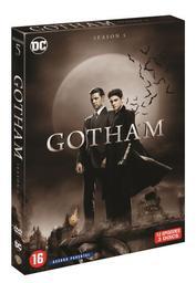 Gotham - Saison 5 : [3 DVD, 12 ép.]   Cannon , Danny  (réalisateur)