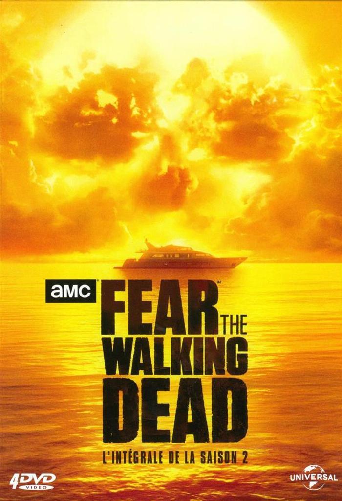 Fear the walking dead - Saison 2 : [4 DVD, 15 ép.] |