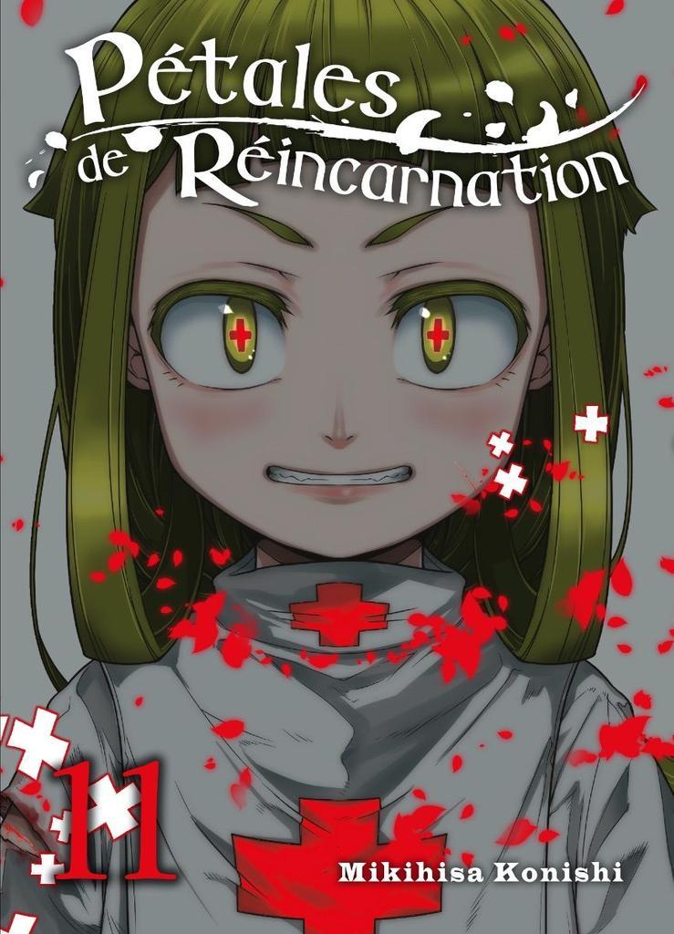 Pétales de Réincarnation t.11  