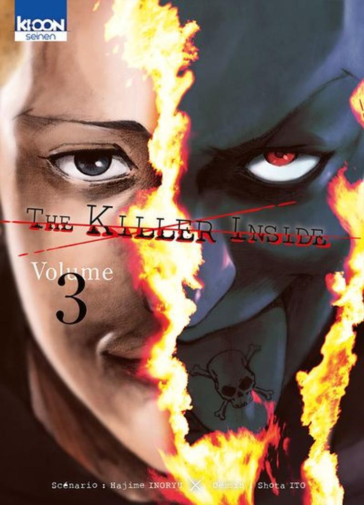 The Killer inside t.03  