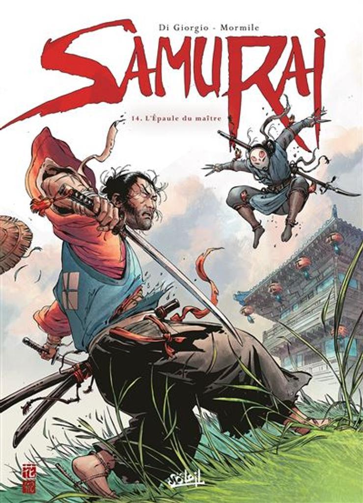 Samurai t.14 : L'Epaule du maître  