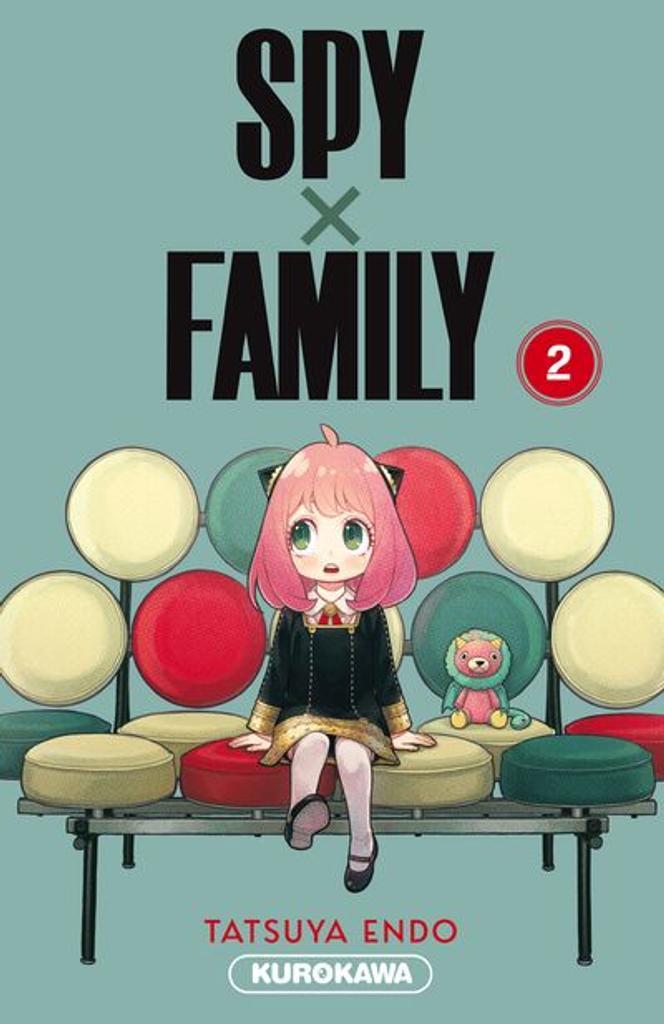Spy X Family t.02  