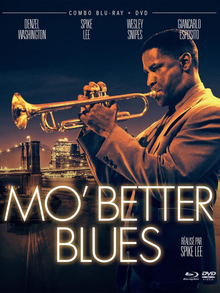Mo' Better Blues [Blu-ray] |
