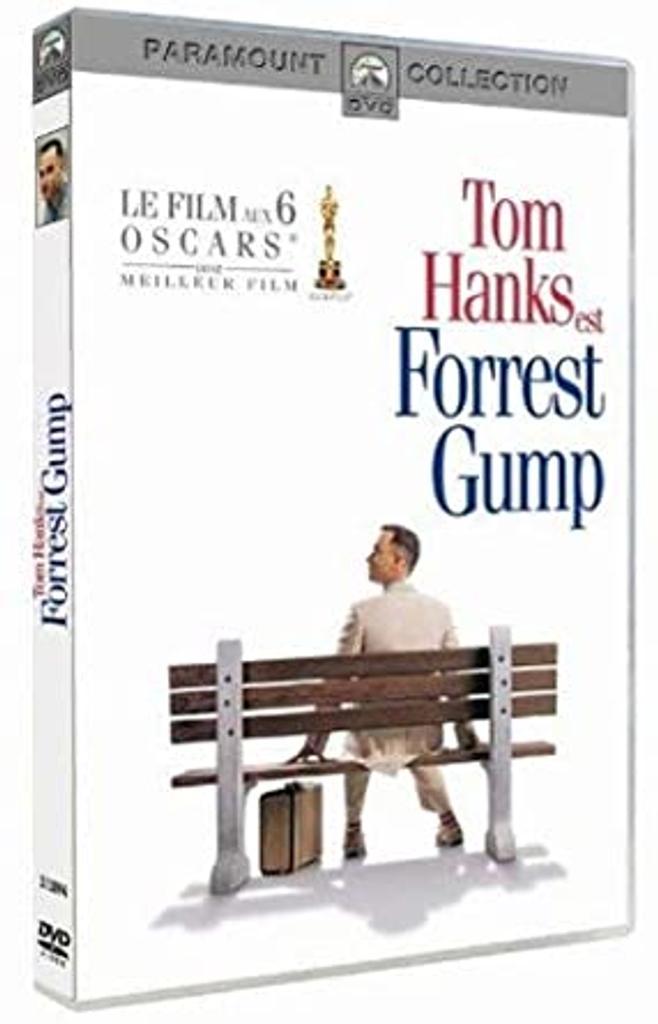 Forrest Gump [DVD] / Tom Hanks |