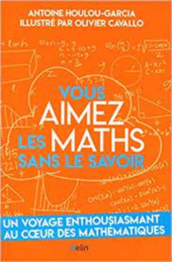 Vous aimez les maths sans le savoir |
