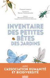 Iventaire des petites bêtes des jardins | Lasserre, François. Auteur