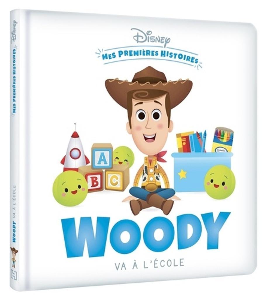 Woody va à l'école |
