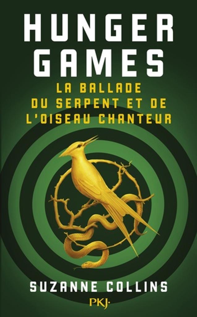 Hunger games t.04 : la ballade du serpent et de l'oiseau chanteur  