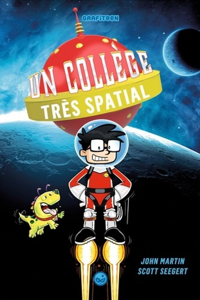 Un collège très spatial t.01  