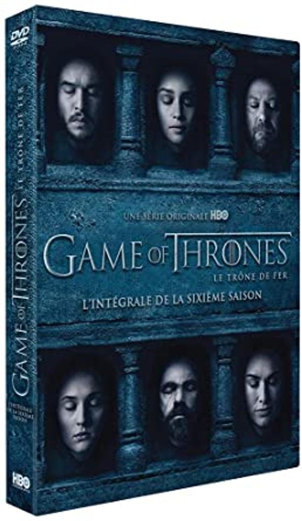 Game of Thrones - Saison 6 : [5 DVD, 10 ép.]  |