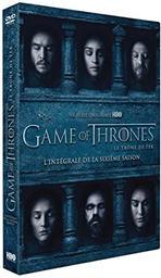 Game of Thrones - Saison 6 : [5 DVD, 10 ép.]  | Benioff , David