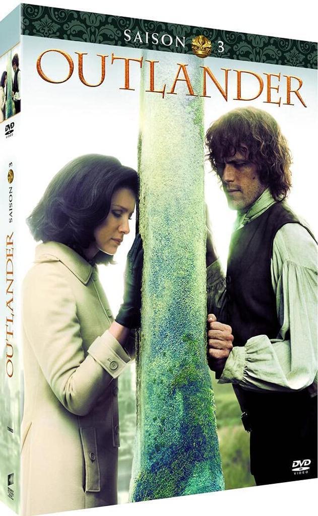 Outlander [5 DVD, 13 ép.] : L'intégrale de la saison 3 |