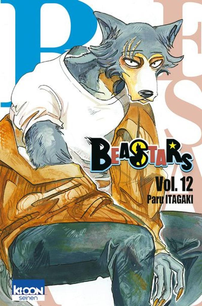 Beastars t.12  