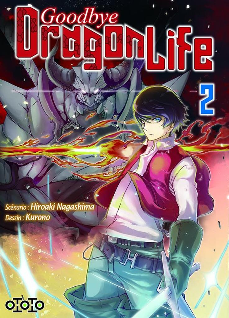 Goodbye Dragon Life t.02  