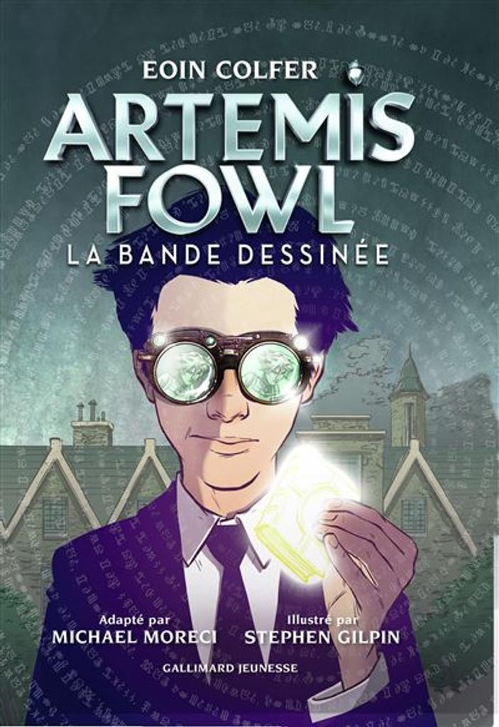 Artémis Fowl t.01 : La bande dessinée  