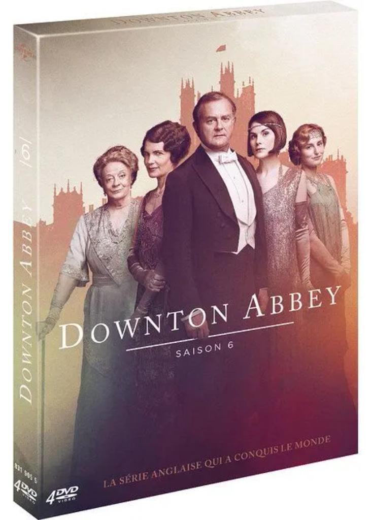 Downton Abbey [4 DVD, 8 ép.] : Saison 6 |