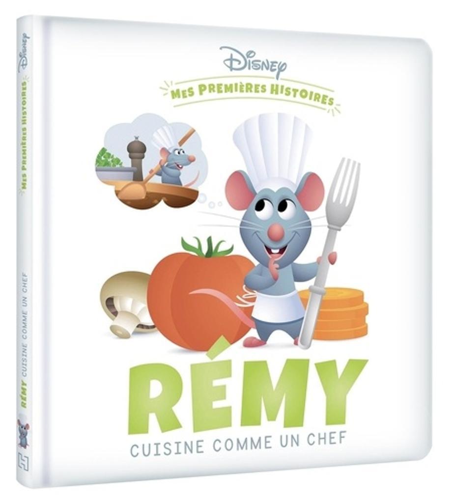 Rémy cuisine comme un chef |