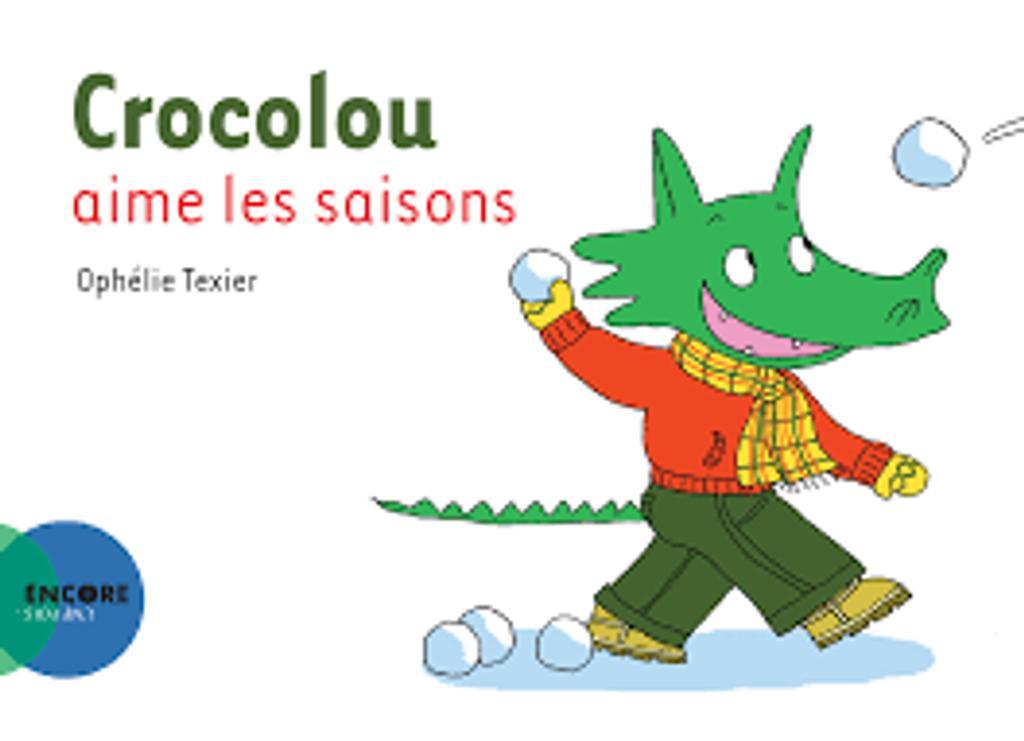 Crocolou aime les saisons |