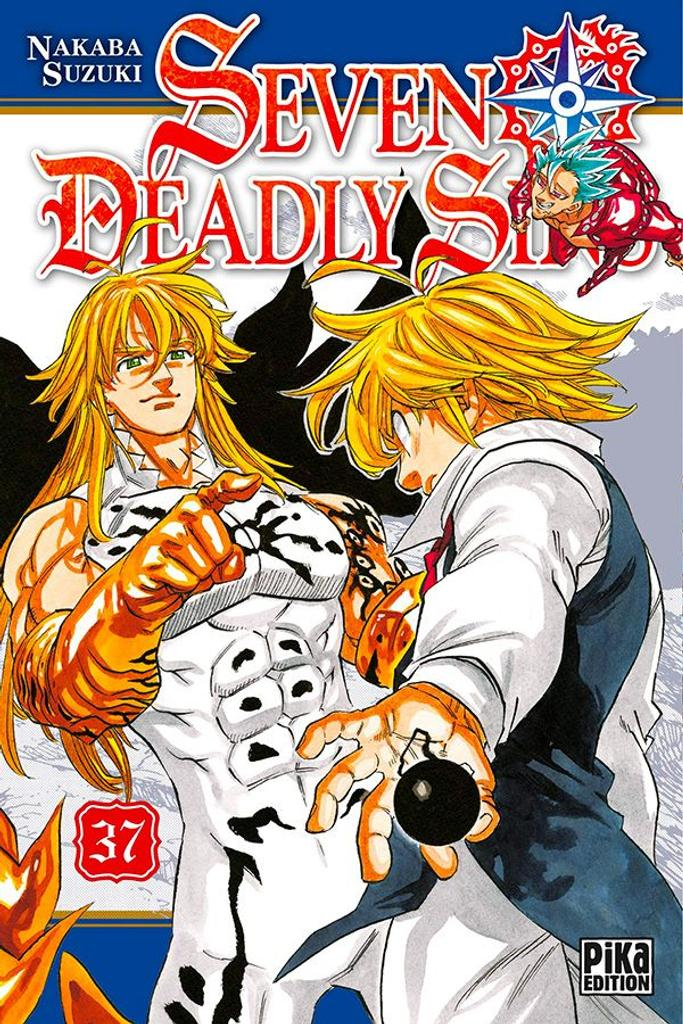 Seven Deadly Sins t.37  
