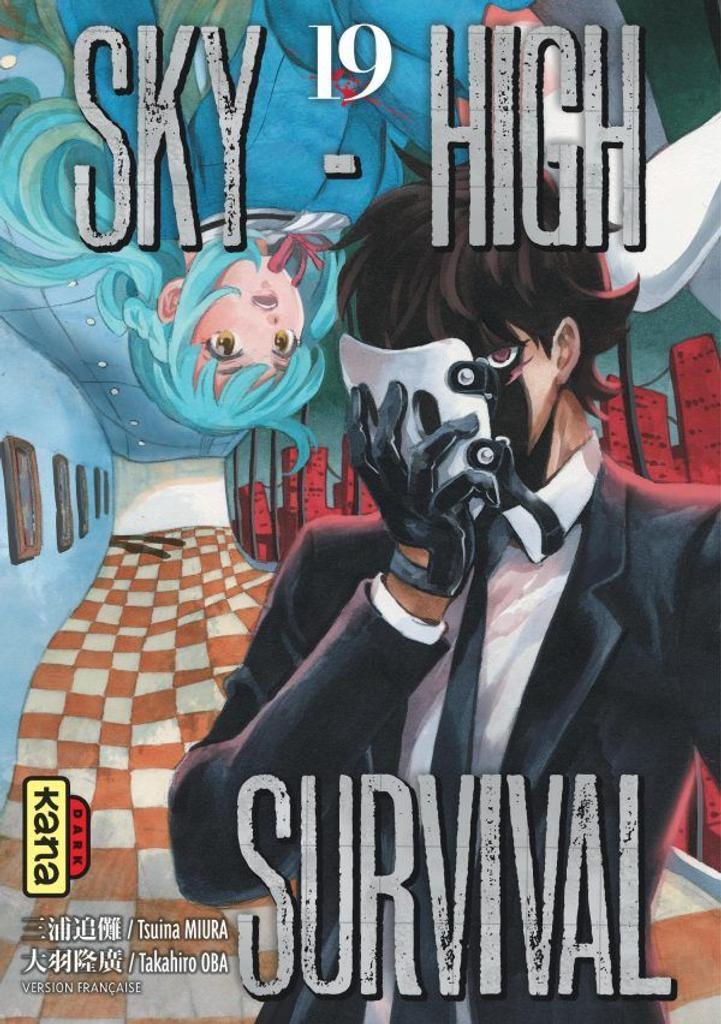 Sky-High Survival t.19  