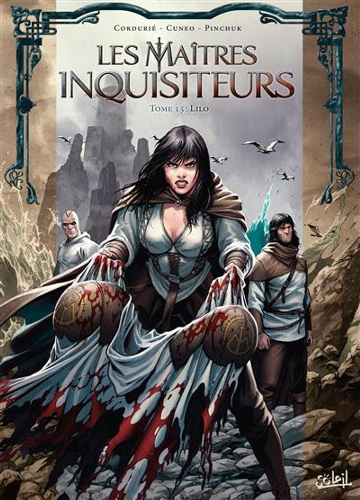 Les Maîtres Inquisiteurs t.15 : Lilo  