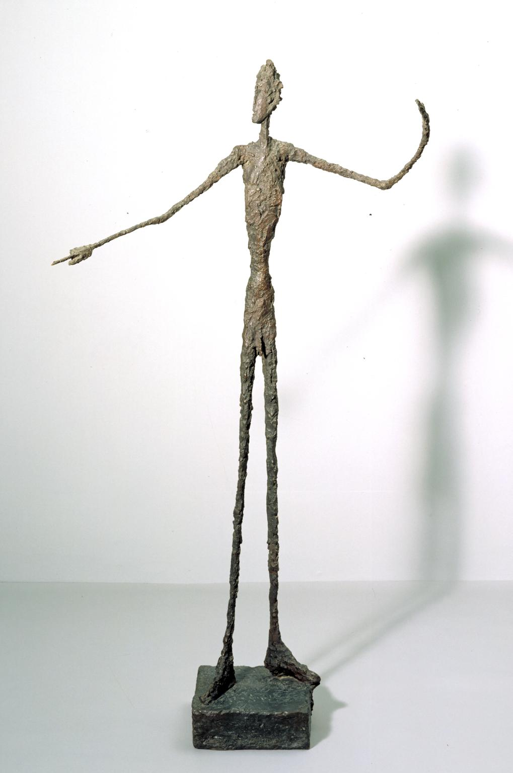 Alberto Giacometti, rétrospective  |