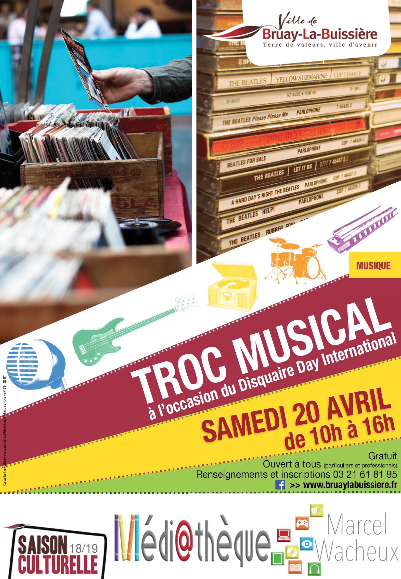 Troc musical |
