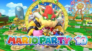 Tournoi Mario Party 10  